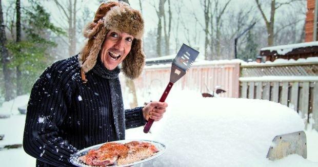 Heerlijke winterse BBQ recepten
