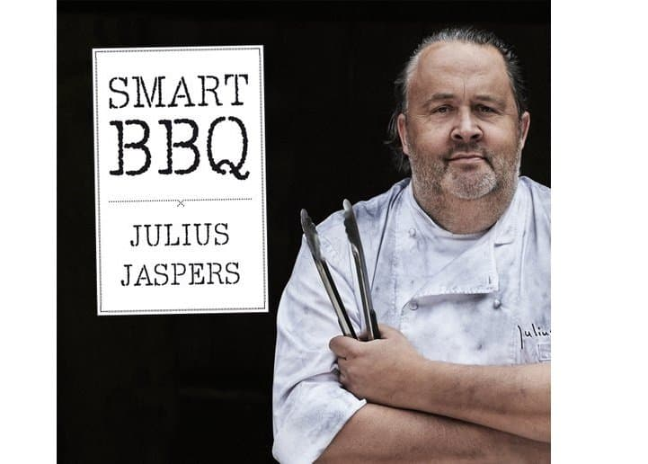 Smart BBQ van Julius Jaspers