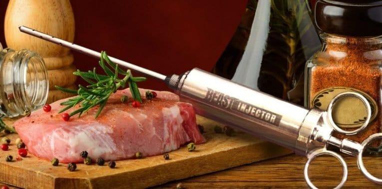 De beste vloeistoffen om vlees te injecteren
