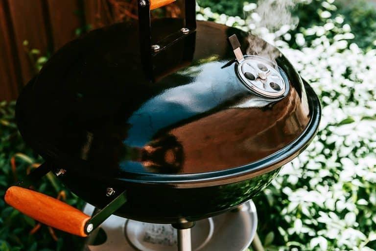 Zo gebruik je een kogelbarbecue