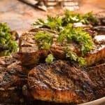 De beste steaks op de BBQ