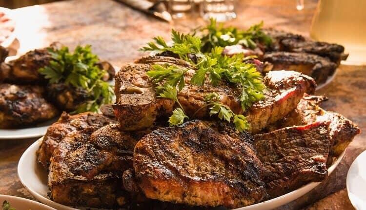 Beste steaks bbq