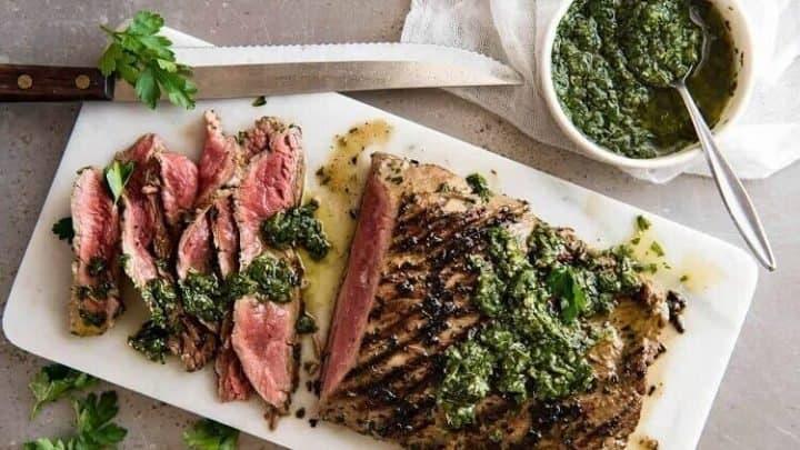 Recept: Chimichurri saus