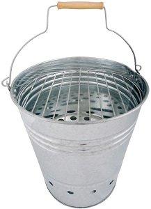 Camping bbq bucket